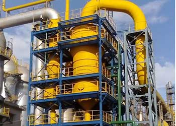 Gas Cleaning Plant | Rieco
